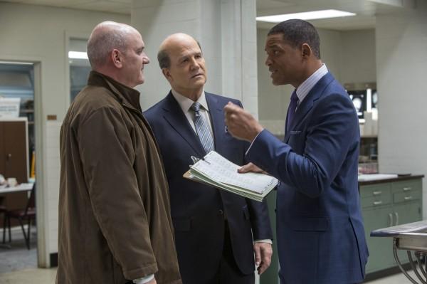 Mike O''Malley (Daniel Sullivan), Albert Brooks, Will Smith