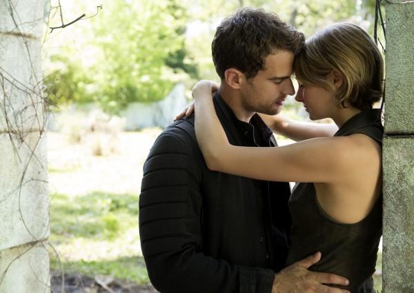 Theo James, Shailene Woodley