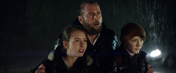 Jeanne Guittet (Sarah Mars), François Damiens, Tom Rivoire (Grégoire Mars)