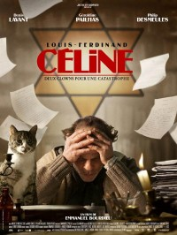 Louis-Ferdinand Céline, Affiche