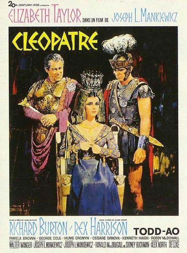 Cléopâtre : Affiche