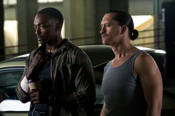 Anthony Mackie, Clifton Collins Jr