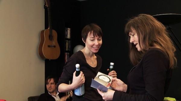 Jeanne Cherhal, Elise Caron