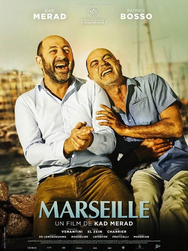Marseille, Affiche