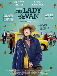 The Lady in the Van, Affiche