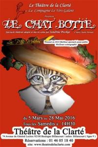 Le Chat botté : Affiche
