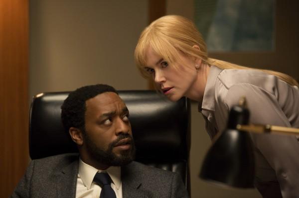 Chiwetel Ejiofor, Nicole Kidman