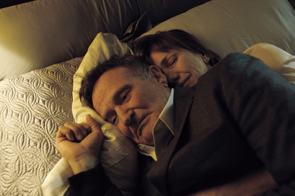 Robin Williams, Kathy Baker