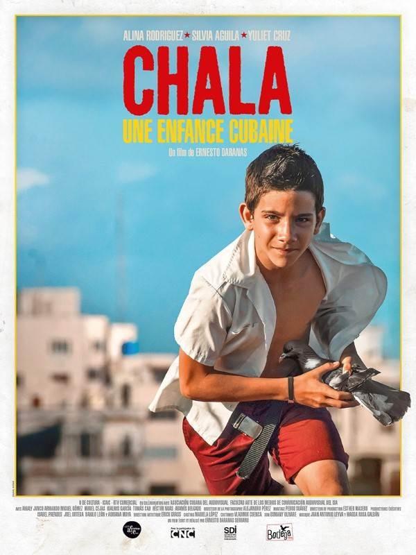 Chala, une enfance cubaine, Affiche