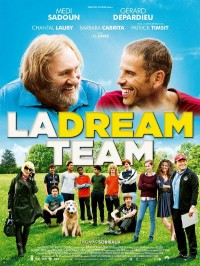 La Dream Team, Affiche