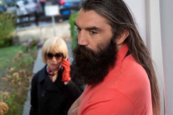 Chantal Lauby, Sébastien Chabal