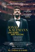 Jonas Kaufmann : une soirée avec Puccini Affiche