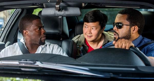 Kevin Hart, Ken Jeong, Ice Cube