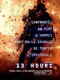 13 Hours, Affiche