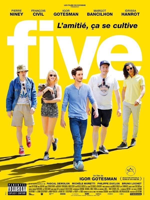 Five, Affiche