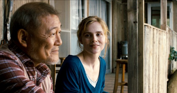 Jun Kunimura, Isabelle Carré