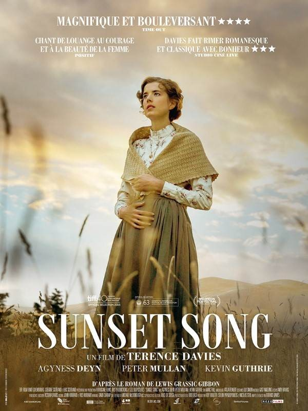 Sunset Song, Affiche