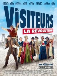 Les Visiteurs : La Révolution, Affiche