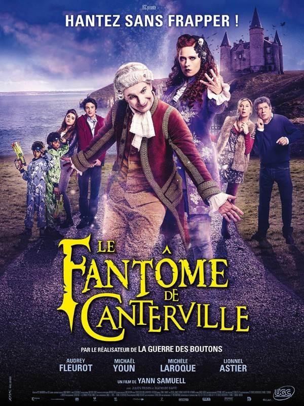Le Fantôme de Canterville, Affiche