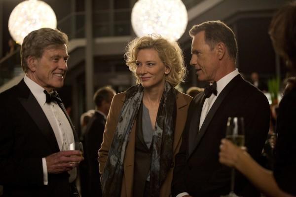 Robert Redford, Cate Blanchett, Bruce Greenwood