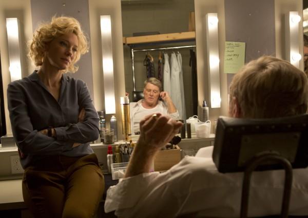 Cate Blanchett, Robert Redford