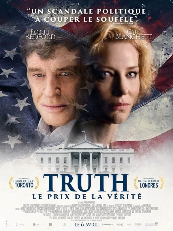 Truth : Le Prix de la vérité, Affiche