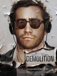 Demolition, Affiche