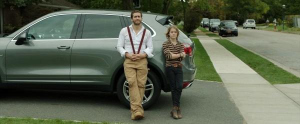 Jake Gyllenhaal, Judah Lewis