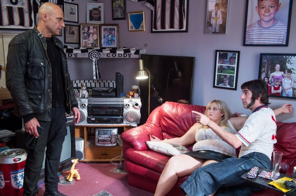 Mark Strong, Rebel Wilson, Sacha Baron Cohen