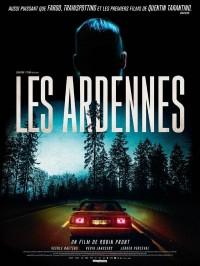 Les Ardennes, Affiche