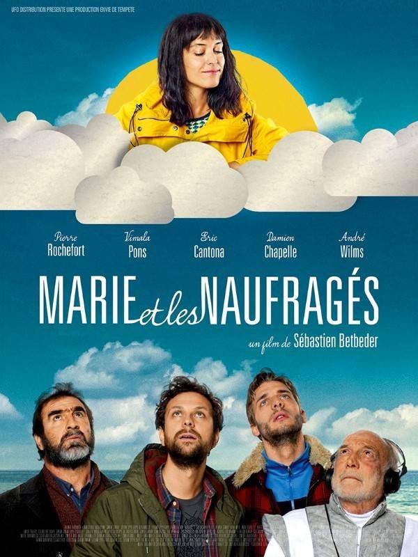 Marie et les Naufragés, Affiche