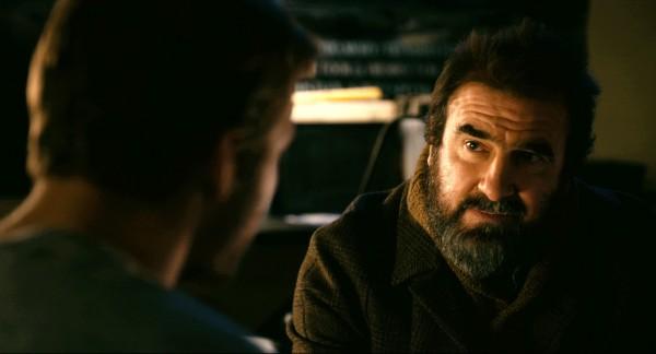 Damien Chapelle, Eric Cantona
