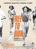 Free to Run, Affiche