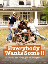 Everybody Wants Some, Affiche