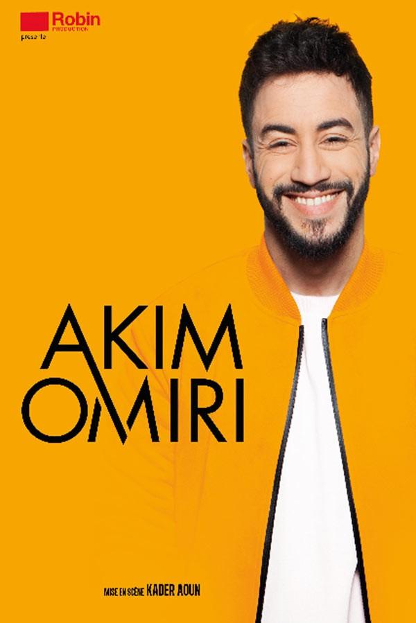 Akim Omiri - Affiche