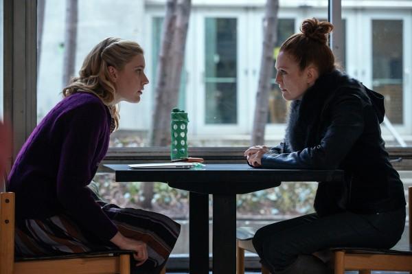 Greta Gerwig, Julianne Moore