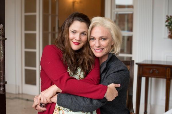 Drew Barrymore, Jacqueline Bisset