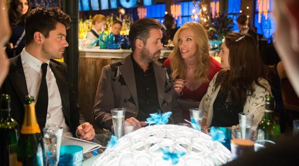 Dominic Cooper, Paddy Considine, Toni Collette, Drew Barrymore