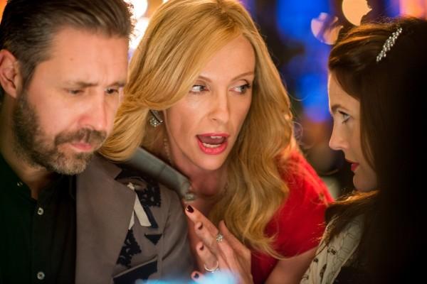 Paddy Considine, Toni Collette, Drew Barrymore