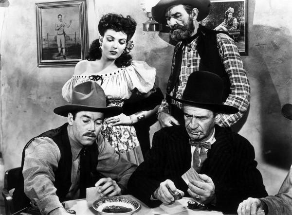 Henry Fonda, Linda Darnell, personnages