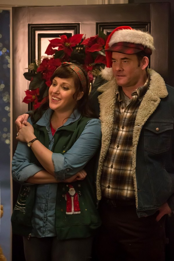 Allison Tolman, David Koechner
