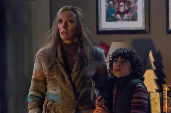 Toni Collette, Emjay Anthony