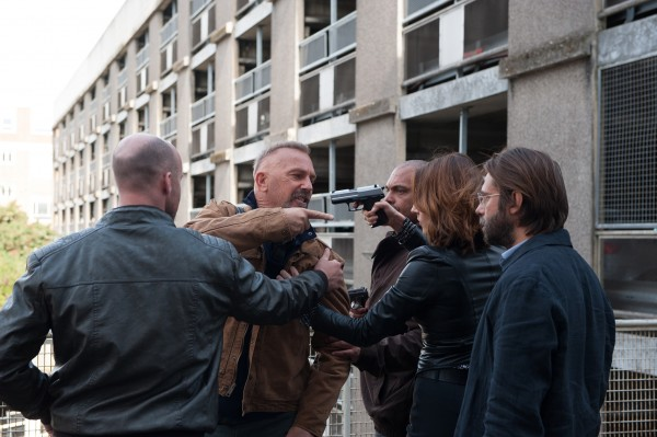 Personnage, Kevin Costner, personnage, Antje Traue, Jordi Mollà (Hagbardaka Heimbahl)