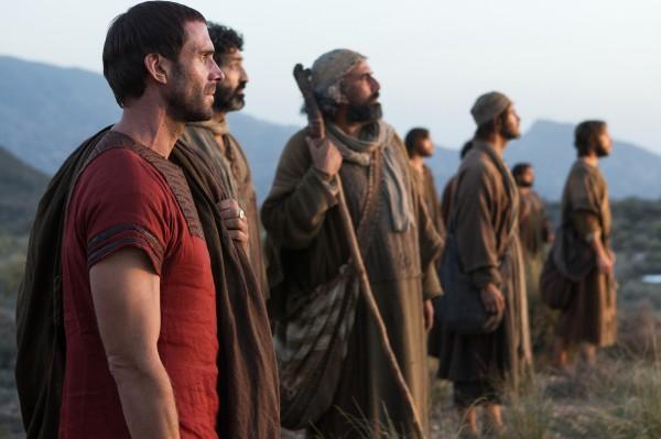 Joseph Fiennes, personnages