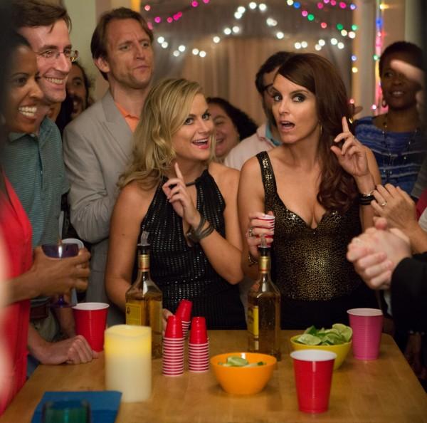 Renée Elise Goldsberry (Kim), Matt Oberg (Rob), personnage, Amy Poehler, Tina Fey