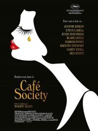 Café Society, Affiche