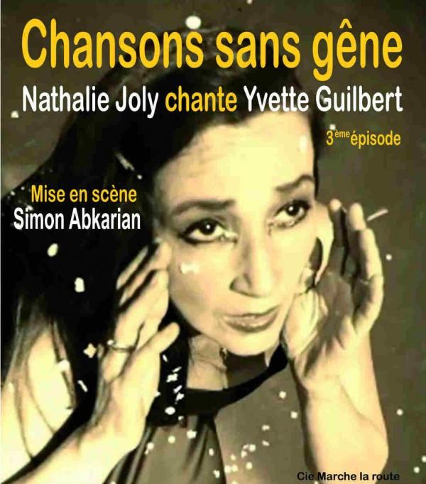 Chansons sans gêne - Affiche