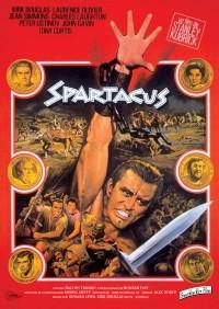 Spartacus, Affiche