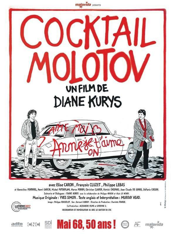 Cocktail Molotov, Affiche version restaurée