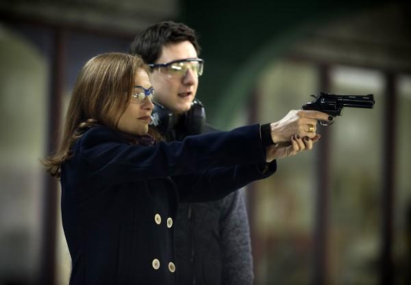 Isabelle Huppert, Arthur Mazet (Kevin)